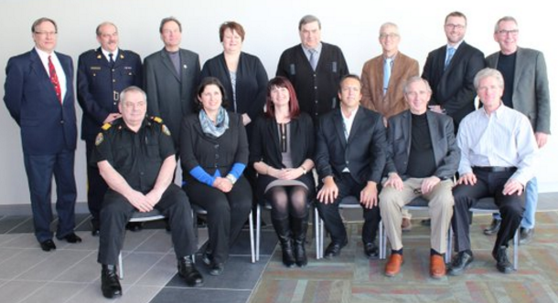 Signatories to the Battlefords and Area Community Threat Assessment and Support Protocol