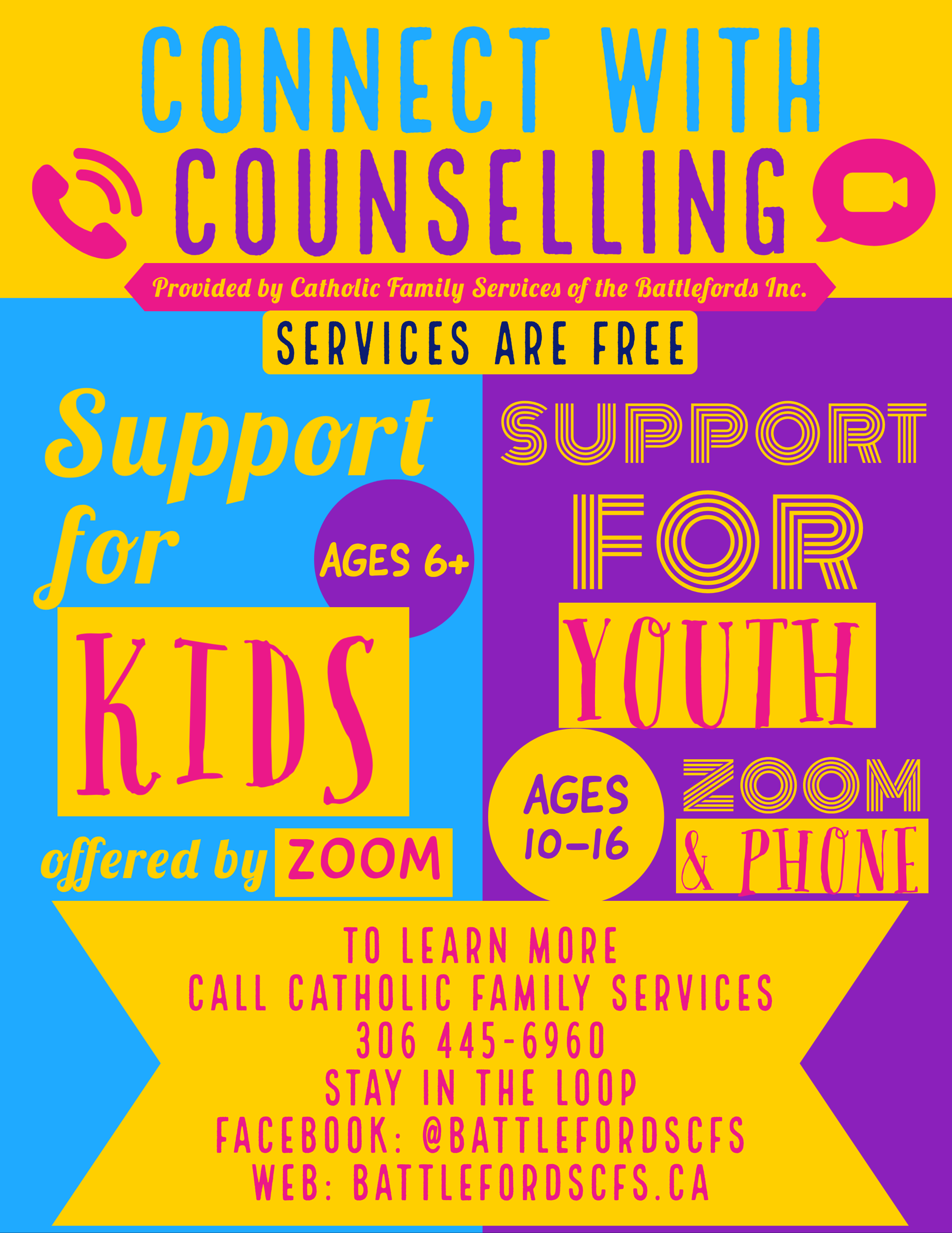 Child&Youth Counselling